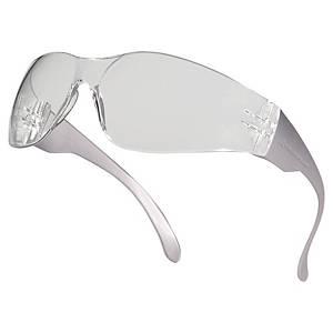 Ochranné okuliare Deltaplus Brava2, číre