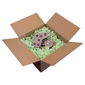 Particules de calage vertes Flo-pak®, 250 l, le sac
