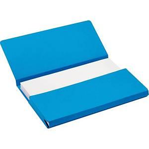 Jalema Secolor farde pocket A4 bleu - paquet de 50
