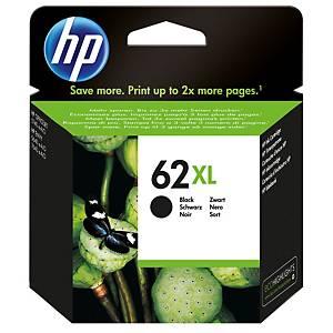 HP 62XL C2P05AE mustesuihkupatruuna musta