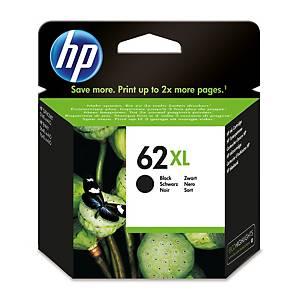 Cartucho de tinta HP 62XL - C2P05AE - negro