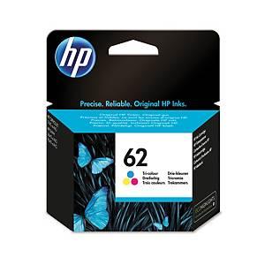 Cartuccia inkjet HP C2P06AE N.62 165 pag colori