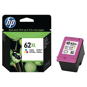 Cartouche d encre HP 62XL - C2P07AE - 3 couleurs