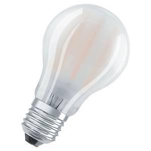 Ampoule LED standard Osram Star - dépolie - 7 W = 60 W - culot E27