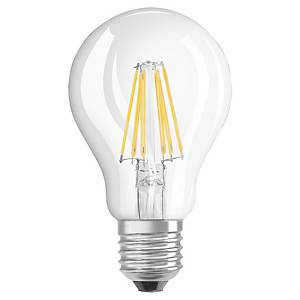 OSRAM LED STAR STD BULB E27 60W CLEAR