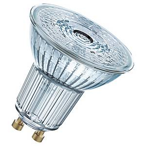 Ampoule LED pour spot Osram Star - 4,3 W = 50 W - culot GU10
