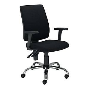 Krzesło NOWY STYL Slate, czarne