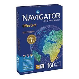 Papier NAVIGATOR Office Card A4, 160g/m², 250 arkuszy