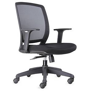 LUNAMN CHAIR BASCULANT BLACK