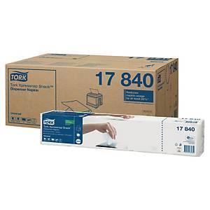 Pack de 5 paquetes de 225 servilletas de papel Tork Xpressnap - blanco