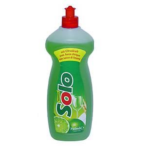 Liquide-vaisselle Solo Professional, 750 ml, parfum citron