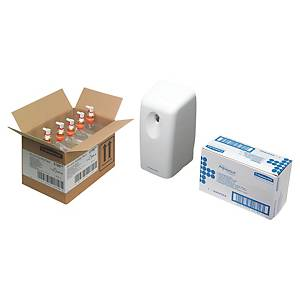 Kimberly Clark Aircare Fragrance Refills Variety Pack 300ml - Pack of 5