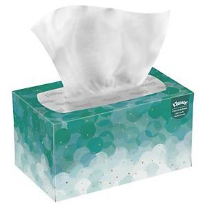 Serviette Kleenex® Ultrasoft, 1 épaisseur, la boîte de 70 serviettes