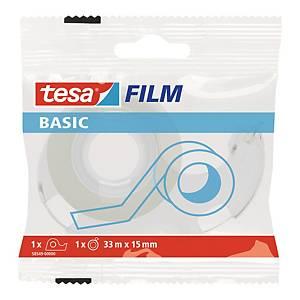 TESA BASIC HAND DISPENSER + 1 ROLL 33X15