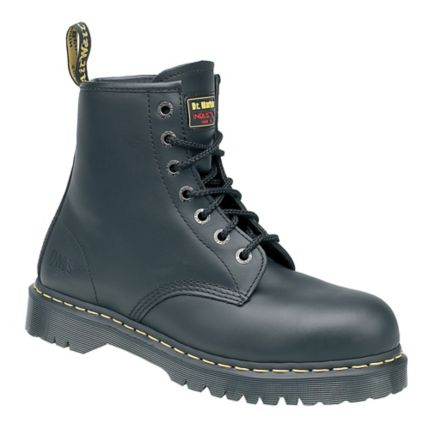 e37db0082 Dr Martens Icon Safety Boots Black Size 41 (Uk Size 7)