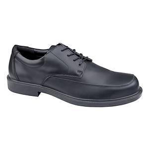 Deltaplus Bristol Safety Shoe Black Size 8