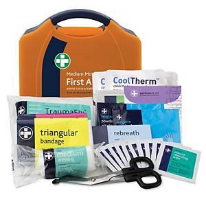 Medium Vehicle First Aid Kit BS8559-2