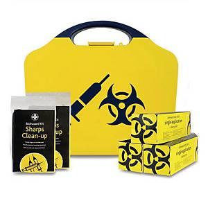 Bio Hazard Combination Clean Up Kit