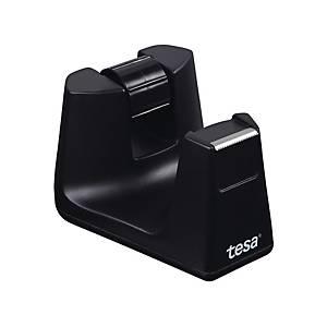 Tesa Easy Cut Tischabroller metallic schwarz