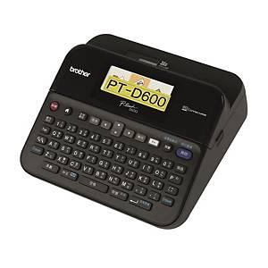 Brother PTD600HK 專業兩用標籤機