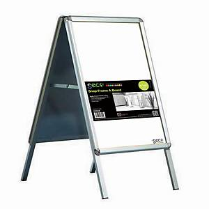 A-Frame Poster Display Size A1