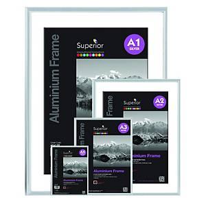 Aluminium Frame A3 Silver