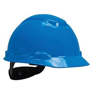 3M หมวกนิรภัย H-703R ปรับหมุน น้ำเงิน