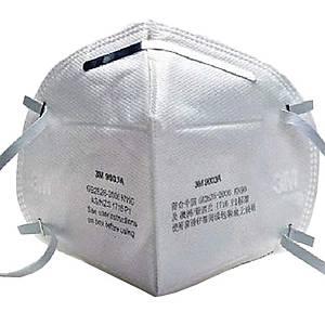 3M หน้ากากป้องกันฝุ่นละอองชนิดสายคล้องหู 9003A P1