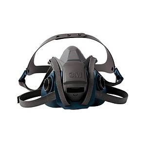 3M 6502QL RUGGED COMFORT RESPIRATOR MASK