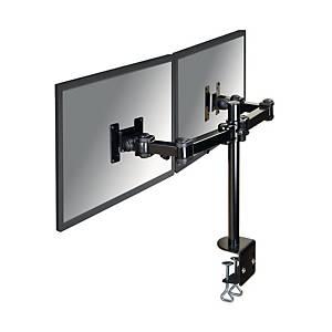 Newstar FPMA-D960D monitorarm voor 2 flatscreens, zwart