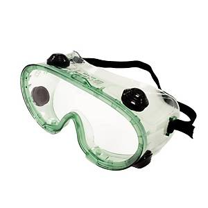 MEDOP GP3 PLUS SAFETY GOGGLES CLEAR