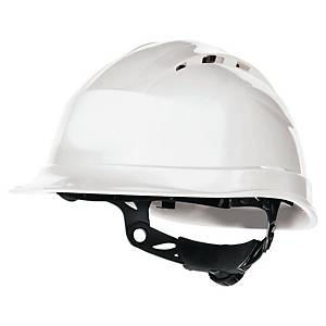 Deltaplus Quartz UP IV Safety Helmet White