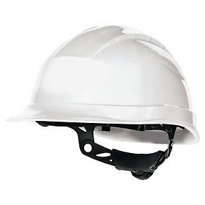 Deltaplus Quartz Up 3 veiligheidshelm, wit