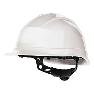 Deltaplus Quartz Up III safety helmet, white