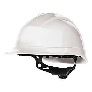 Bezpečnostná prilba Deltaplus Quartz Up III, biela