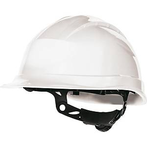 Casco de seguridad Deltaplus Quartz Up III no ventilado - blanco