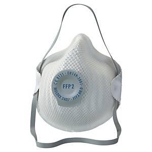 Tvarovaný respirátor s ventilem MOLDEX® 2405, FFP2, 20 kusů