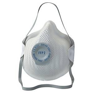 Masque coqué jetable Moldex classique 2405+ FFP2 - avec soupape - par 20