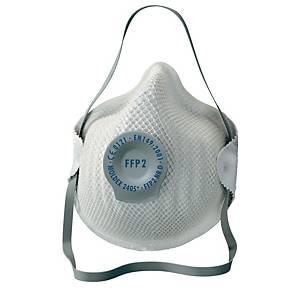 Masque à poussière Moldex Classic 2405, FFP2, soupape Ventex, paquet de 20