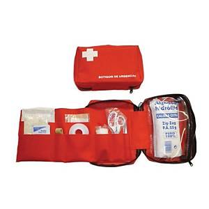 BARNA IMPORT PORTABLE FIRST-AID KIT