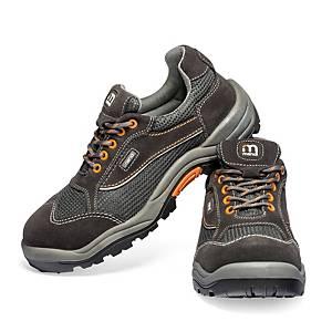Sapatos de proteção Mendi Ares S1P - preto - tamanho 42