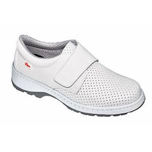 Sapatos de proteção Dian Milán SCL perfurado - branco - tamanho 42