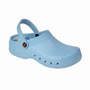 Socas de proteção Dian Eva - azul-celeste - tamanho 37