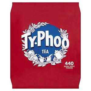 Typhoo Tea Bags - Pack of 440