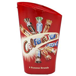 Mars Celebrations Chocolates 240G