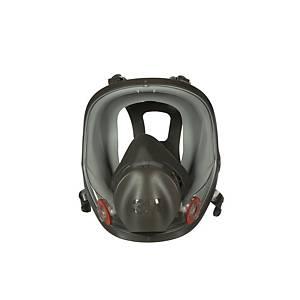 3M™ herbruikbaar volgelaatsmasker 6800, siliconenrubber, medium