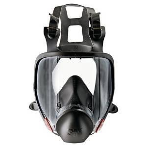 Maschera pienofacciale 3M 6800 a filtri sostituibili