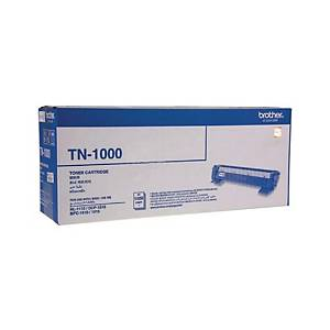 Brother TN1000 Toner Cartridge - Black
