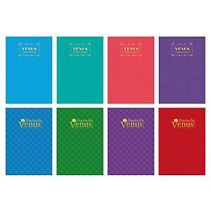 VENUS9/24 NOTEBOOK 16.5X24CM 70G 24 SHEETS