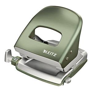 Leitz Style 2-Hole Punch 30 Sheets - Green